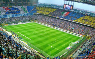 Сан сиро стадион вместимость