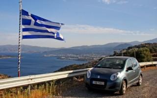 Аренда авто в греции крит
