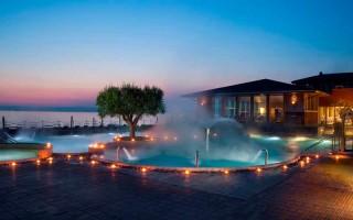 Термальные курорты италии зимой