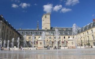 Площади Бургундии