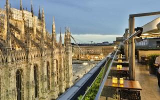 Рестораны милана популярные у итальянцев