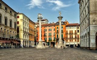 Город виченца италия