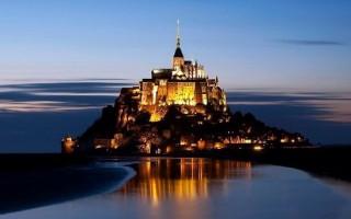 Замки Нормандии