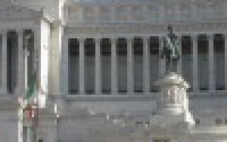 Площадь венеции в риме достопримечательности
