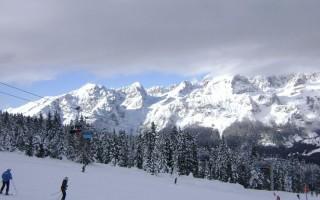 Андало горнолыжный курорт