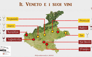 Винная карта италии по регионам