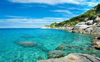 Сицилия города на побережье