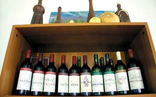 Вино горная страна