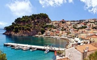 Город парга греция