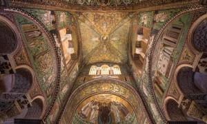 Сан витале в равенне мозаики