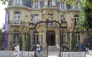 Особняки Парижа