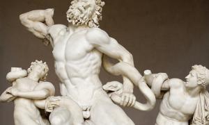 Сравнение древнегреческой и египетской скульптуры