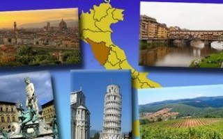Тоскана италия какие города
