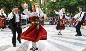 Сиртаки схема танца