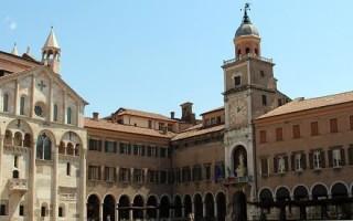 Собор модены модена италия 12 век