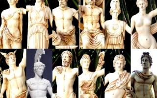 Отец богов в греческой мифологии