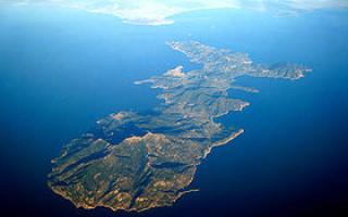 Какой стране принадлежит остров эльба