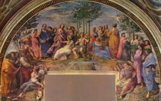 Храм муз в античные времена