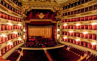 Опера в милане
