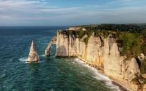 Скалы Франции