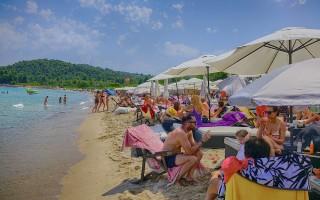 Халкидики лучшие пляжи на карте