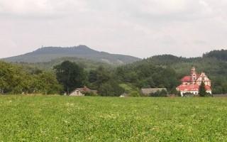 Горы Саксонии