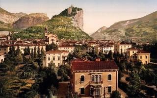 Город тренто италия