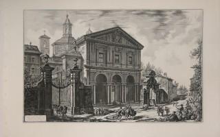 Базилика святого себастьяна в риме