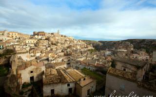 Город матера италия