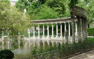 Сады Парижа