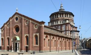 Церковь сант амброджо в милане