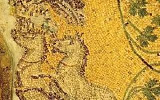 Некрополь в ватикане