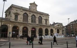 Вокзалы Нор-Па-де-Кале