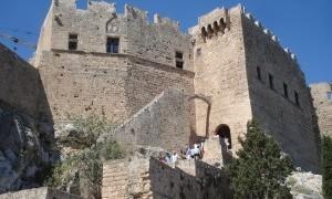 Родосская крепость родос