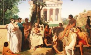 Музы древнего рима