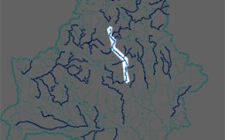 Реки Терезины