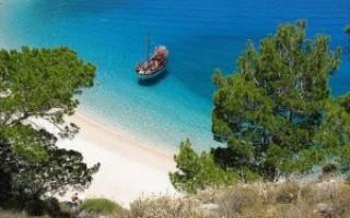 Греция в мае куда поехать