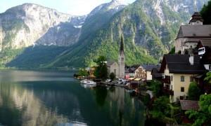 Где находится Озеро в какой стране
