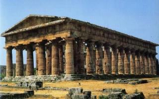 Здания древней греции