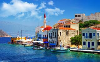 Погода в греции в мае 2019