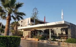Греция крит отель дессоле малия бич