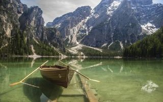 Самая высокая гора в италии