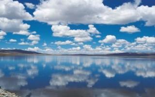 Озеро как выглядел