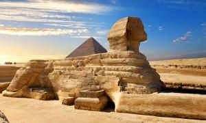 Статуи Египта