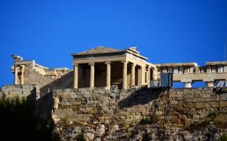 Где находится афинский акрополь в какой стране