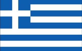 Флаг греции фото картинки