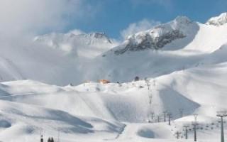 Пассо дель тонале горнолыжный курорт