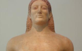 Особенности древнегреческой скульптуры