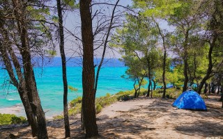 Где отдохнуть в греции на море