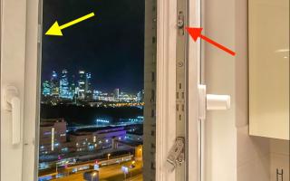 Сосед показал, как настроить пластиковые окна, чтобы зимой не дуло, не несло пыль и было идеально тихо (простой фотоурок)